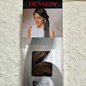 "REVLON 18"" WRAP & WEAR PONYTAIL HAIR EXTENSION"